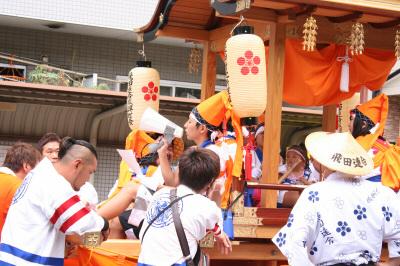 飛田新地夏祭り01