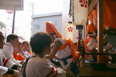 飛田新地夏祭り07