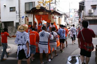 飛田新地夏祭り08