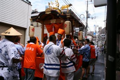 飛田新地夏祭り09