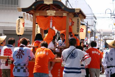 飛田新地夏祭り13