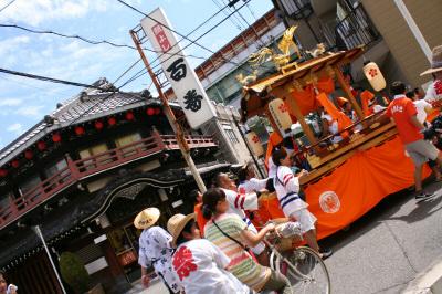 飛田新地夏祭り14