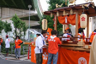 飛田新地夏祭り15