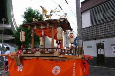 飛田新地夏祭り18