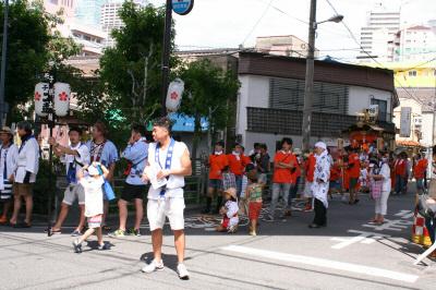 飛田新地夏祭り19