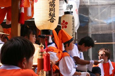 飛田新地夏祭り20