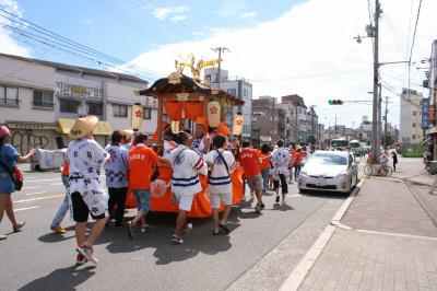 飛田新地夏祭り21