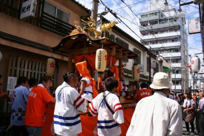 飛田新地夏祭り22