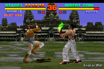 Tekken Fight2