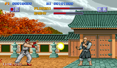 STREET FIGHTER fight2