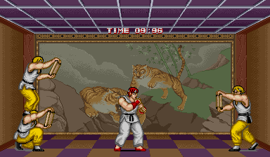 STREET FIGHTER bonus2
