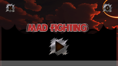 MAD FIGHTING title