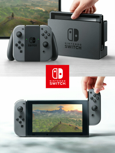 Nintendo Switch 本体