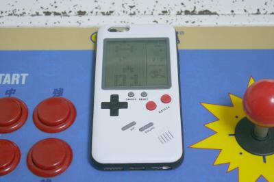 ゲームボーイ型iphoneケース 01