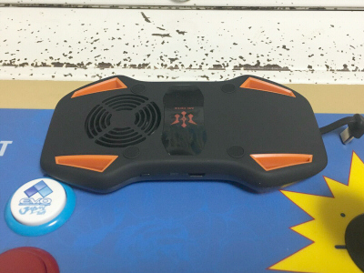 Mobile Phone Gamepad Cooling Fan 01