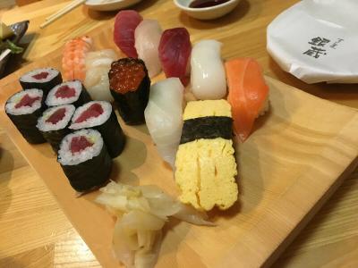 無動力なお寿司