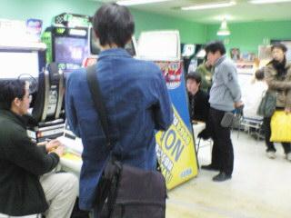 アカツキ電光戦記ACロケテ風景