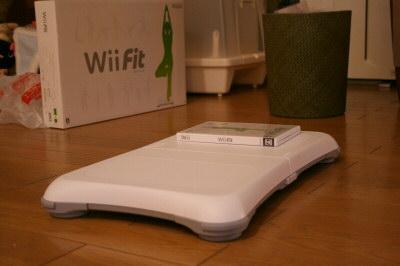 Wiiボードその2