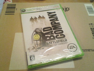 BATTLE FIELD BAD COMPANY